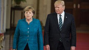 Merkel 11 kez anlatmış, Trump anlamamış!