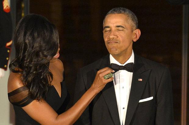 Obama aylar sonra ilk kez...