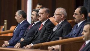 Cumhurbaşkanı Erdoğan'dan Meclis'teki tartışmalara ilişkin açıklama