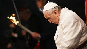 Papa'dan Avrupa'ya mülteci ayarı!
