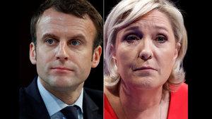 Fransa'da Cumhurbaşkanlığı seçimi ikinci tura kaldı