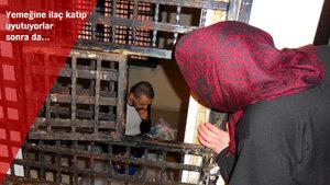 Ülkü Uslu oğlu için Avcılar'daki evini cezaevine çevirdi