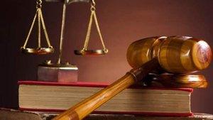 Rüşvetçi hakim ve avukat tutuklandı