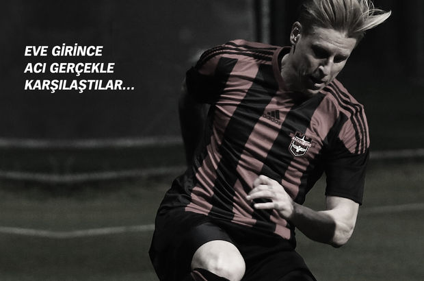 Gaziantepsporlu futbolcu intihar etti