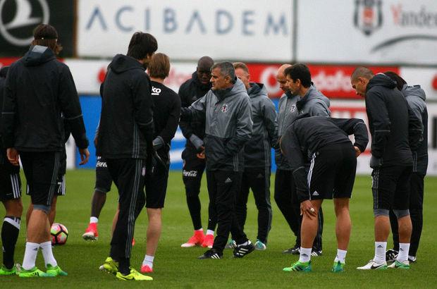 Beşiktaş, Adanaspor maçına hazır!