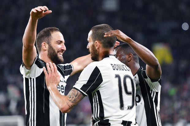 Juventus: 4 - Genoa: 0   MAÇ SONUCU