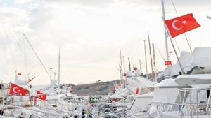 Mart ayından itibaren 1633 tekne Türk bayrağına geçti