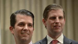 Trump'ın oğulları, ABD'de iki yeni otel zinciri kuracak