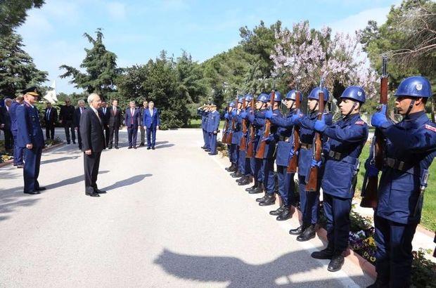 Kemal Kılıçdaroğlu'na askeri karşılamada yeni gelişme