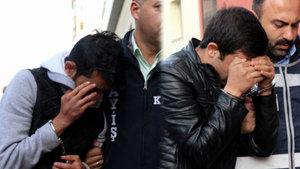 Kayseri'deki cinayette iki torun da birbirlerini suçladı
