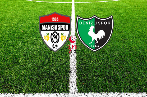 Manisaspor - Denizlispor maçı ne zaman, hangi kanalda, saat kaçta?
