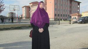 Afyonkarahisar'da tesettürlü öğrencinin rencide edildiği iddiasına soruşturma