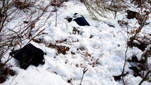 Kastamonu'da kayıp yaşlı adaman cesedi ormanlık alanda bulundu