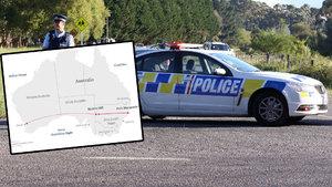 Avustralya'da 12 yaşındaki çocuk şoför 1300 kilometre yol gitmiş!
