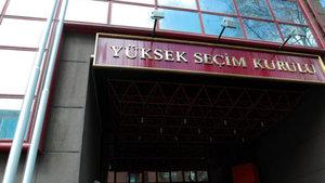 YSK, CHP'nin Danıştay önerisini reddetti