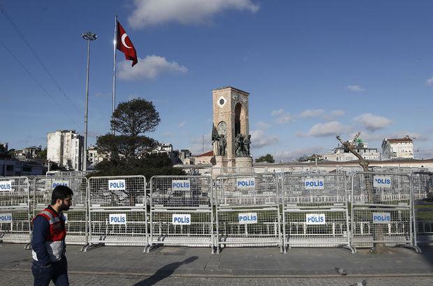 Taksim'de 1 Mayıs kutlanacak mı? Soylu'dan DİSK'e yanıt