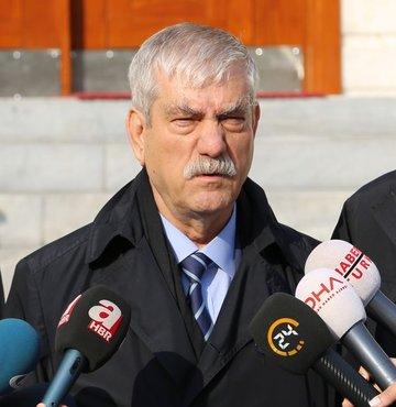 İçişleri Bakanı ile görüştükten sonra İstanbul Valiliği
