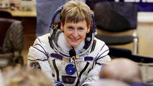 57 yaşındaki astronot Dr. Peggy Whitson'dan yeni rekor!