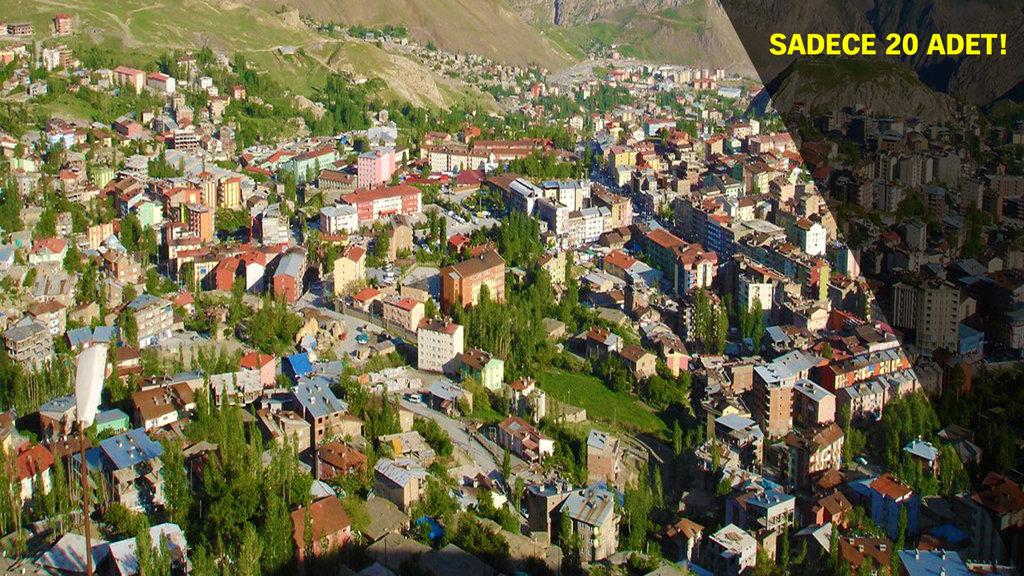 Türkiye'de en az konut bu şehirde satıldı