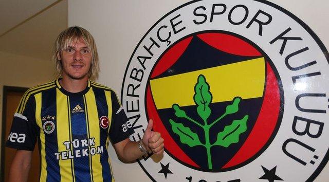 Milos Krasic: Fenerbahçe benim için büyük para ödedi