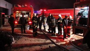SON DAKİKA! Gaziantep'te iplik fabrikasında yangın