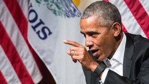 Obama: Yeni görevim, genç liderleri teşvik etmek ve güçlendirmek olacak