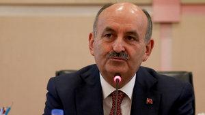 Çalışma Bakanı Mehmet Müezzinoğlu: Kıdem taslağını henüz paylaşmadık