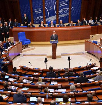"""Avrupa Konseyi Parlamenter Meclisi (AKPM) Genel Kurulunda bugün düzenlenecek """"Türkiye'de Demokratik Kurumların İşleyişi"""" konulu oturumda, Türkiye"""
