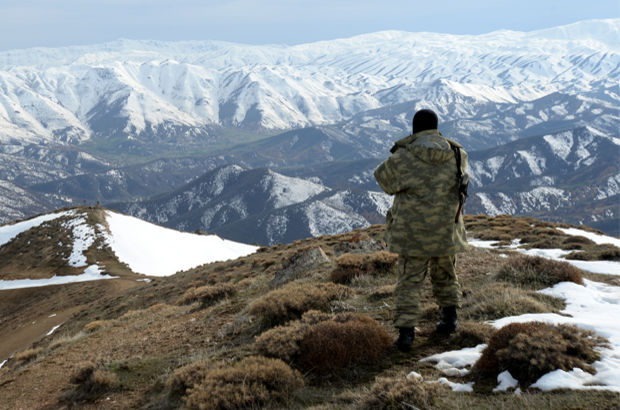 PKK'nın 3 elebaşısı o bölgede kıstırıldı!