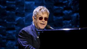 """Elton John'a """"ölümcül bakteri"""" teşhisi"""