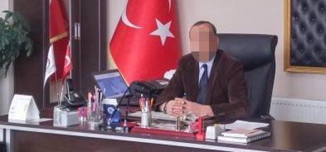 Konya'da okul müdürüne taciz tutuklaması