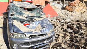 İdlib'te hastaneye hava saldırısı: En az 15 ölü