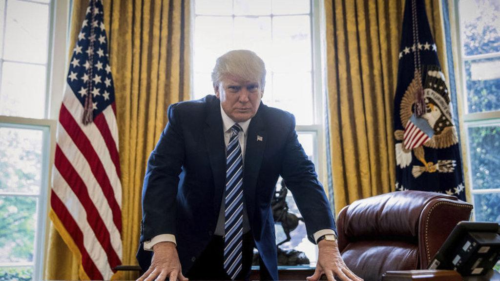 Trump merakla beklenen planını yarın açıklayacak