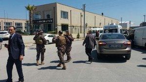 Sakarya'da işyerine 20 kişiyle silahlı saldırı