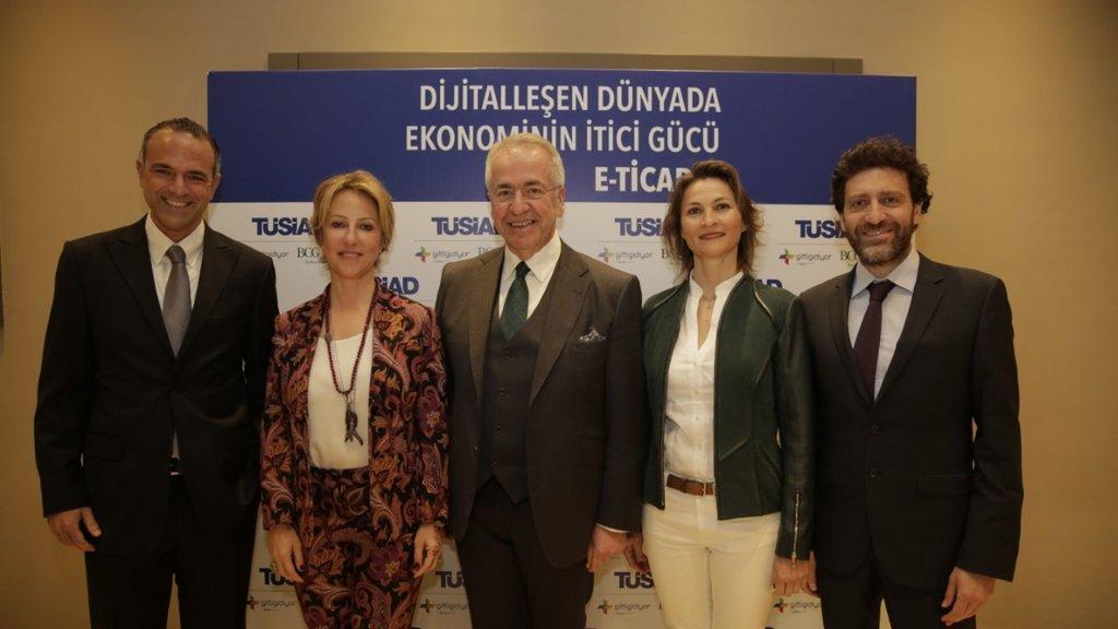TÜSİAD'dan e-ticaret raporu: Büyük potansiyel var