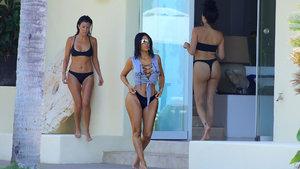 Kim Kardashian Meksika'da