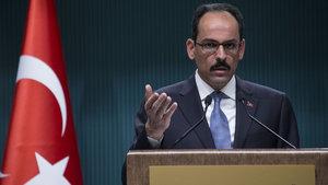İbrahim Kalın'dan AKPM'nin Türkiye kararına tepki: Siyasi operasyon!