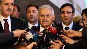Binali Yıldırım: Türkiye karşıtığı politikaların AKPM'ye yansımasıdır
