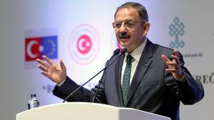 Mehmet Özhaseki: Bilim adamları 2030 yılına kadar depremin olabileceğini söylüyor