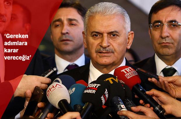 Binali Yıldırım'dan AKPM'nin kararına tepki: Gereken adımlara karar vereceğiz