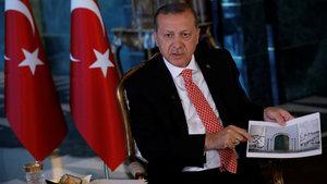 Erdoğan'dan AKPM'nin Türkiye kararına açıklama