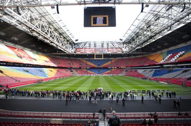Amsterdam Arena'nın yeni adı Johan Cruyff Arena oldu