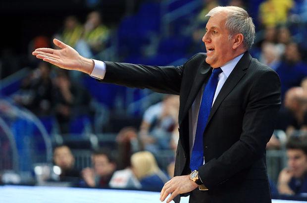 Obradovic: Dörtlü Final'de bu oyundan çok daha iyisini oynamalıyız