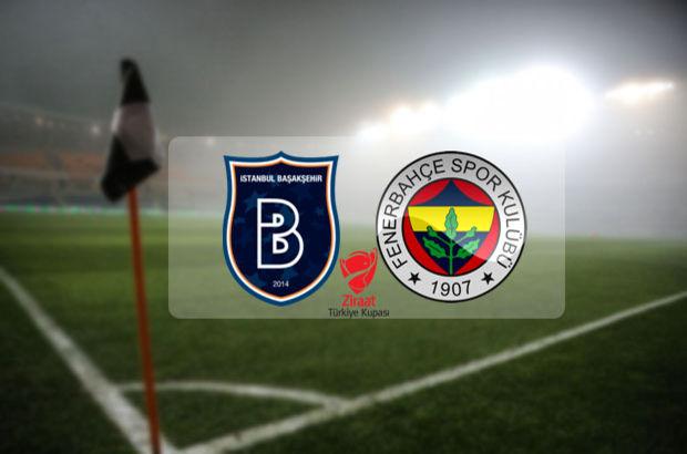 Başakşehir - Fenerbahçe maçı hangi kanalda, saat kaçta, ne zaman?