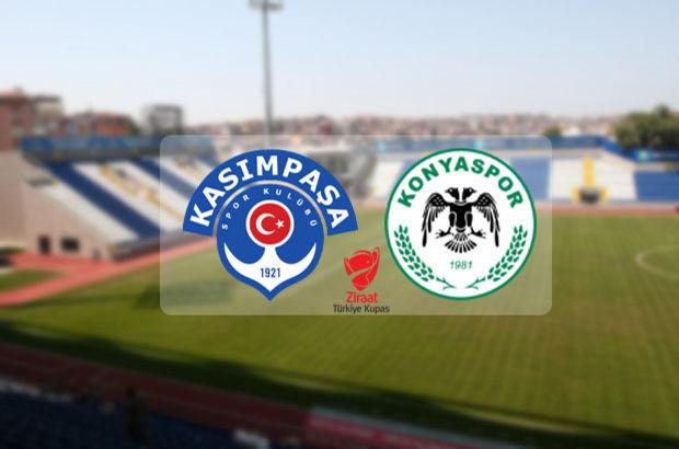 Kasımpaşa Konyaspor maçı hangi kanalda, saat kaçta, ne zaman?