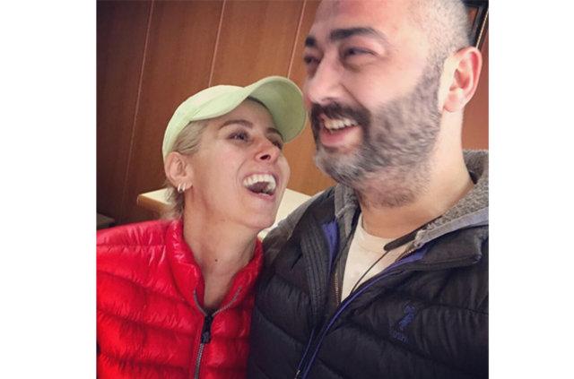Niran Ünsal ile İbrahim Gugu evlendi