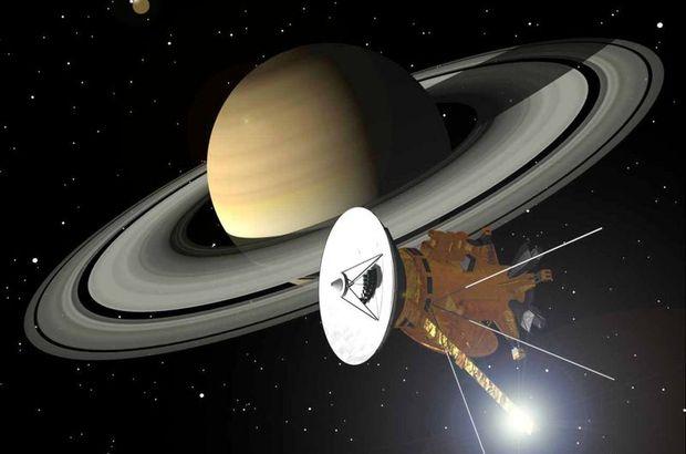 Cassini Uzay Aracı, Google tarafından Doodle oldu