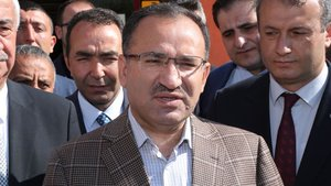 Bekir Bozdağ'dan AKPM'nin kararına tepki