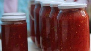 Uzmanlardan domates konservesi uyarısı!