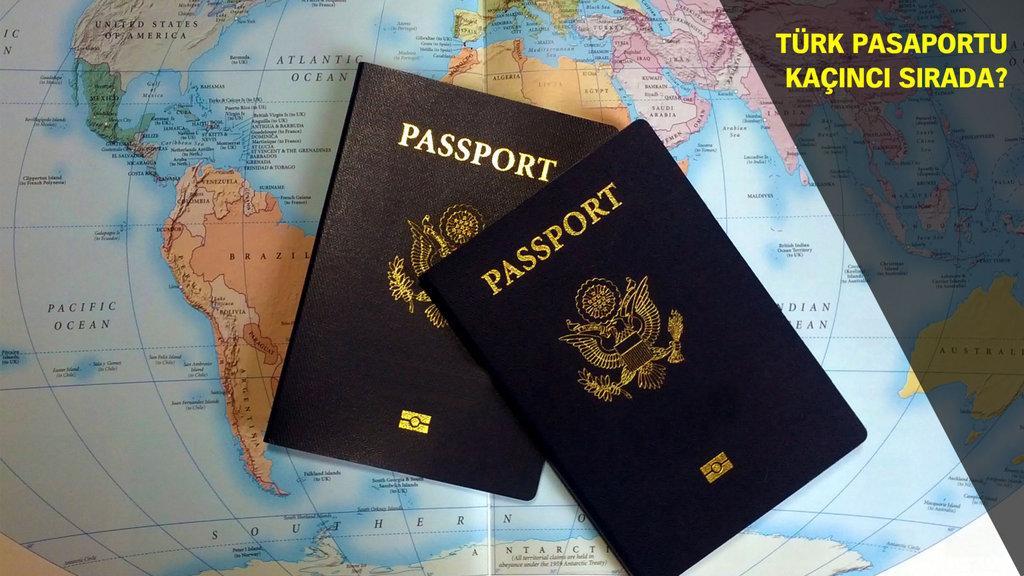 Dünyanın en güçlü pasaportları belli oldu!